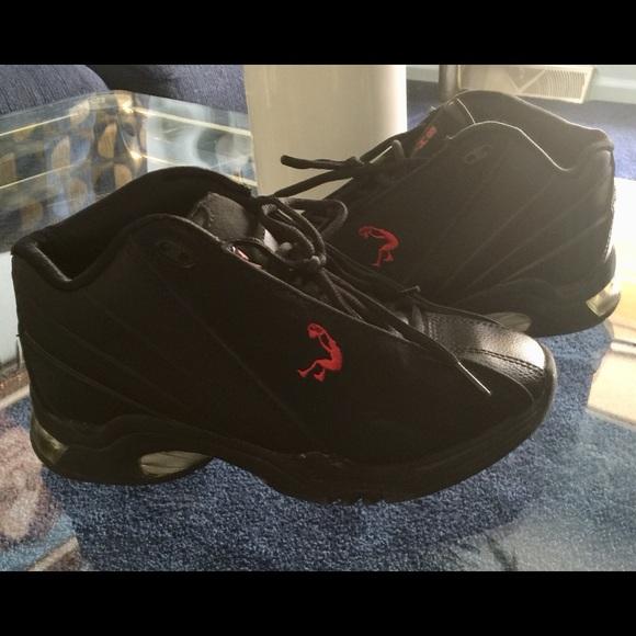 Shaq Cross Up Basketball Sneakers